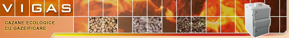 VIGAS - Cazane ecologice cu gazeificare
