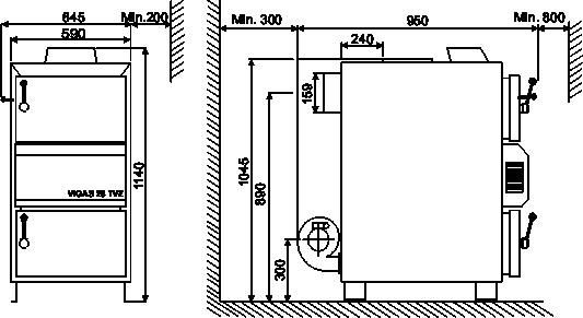 cazan-025TVZ